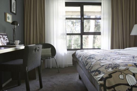 hotelkamer mooirivier